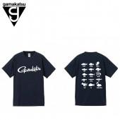 GM-3588 T 셔츠 (필기체 로고)